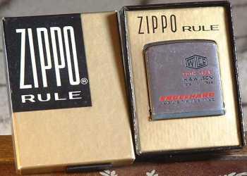 Zippo Tape Amp Rule